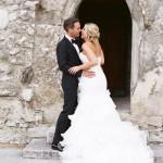 Esküvői fotó - Budapest - Gótiksu kert - Bell Studio
