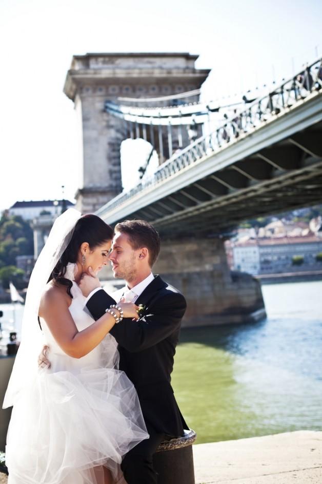 Budapest, te csodás…  esküvői fotó – Budapest