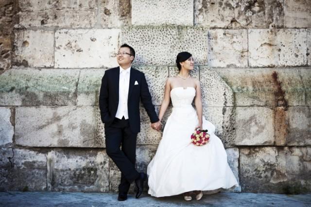 esküvői fotó - Budapest  - Buda