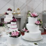 Esküvői torta képek - Lengyel Józseg mestercukrász