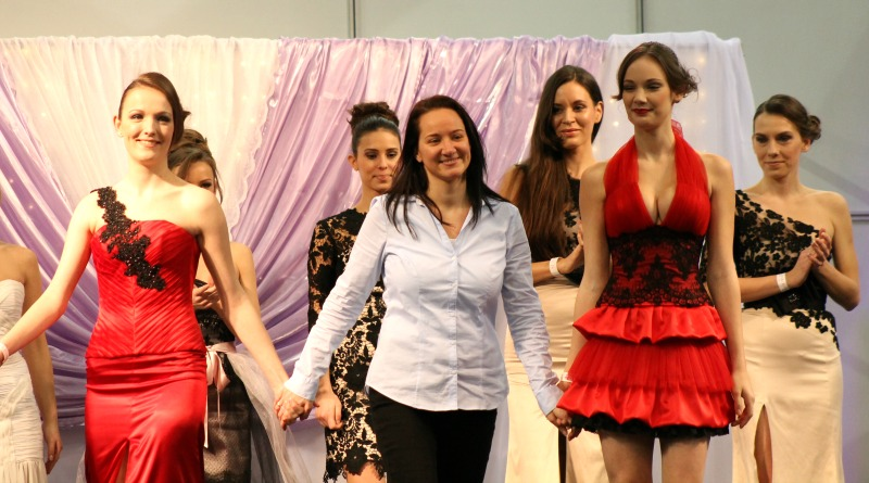 Esküvő kiállítás 2015 Tarjáni Andrea
