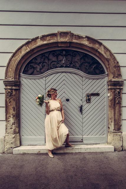esküvői fotós kapu