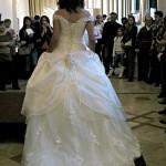 Esküvői ruha - Demetrios - báli ruha