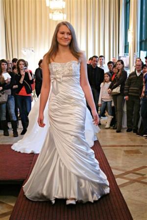 Esküvői ruha - Demetrios -