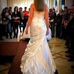 A-vonalú Esküvői ruha - Deme