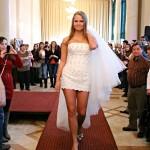Rrövid esküvői ruha - Exclusive