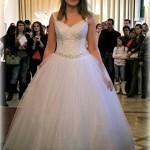 Esküvői ruha - Demetrios kollekció - báli ruha