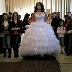 Esküvői ruha - Demetrios - Exclusive szalon - Tata