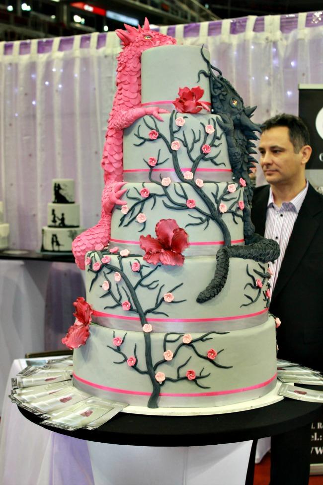 Cziniel Cukrászda egyedi tortája