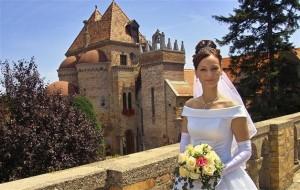 Esküvői ruha - Bory vár