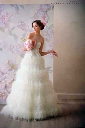 empire esküvői ruha