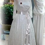 Vintage esküvői ruha - Halász Éva kollekció