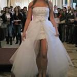 Rövid esküvői ruha - Exclusive szalon