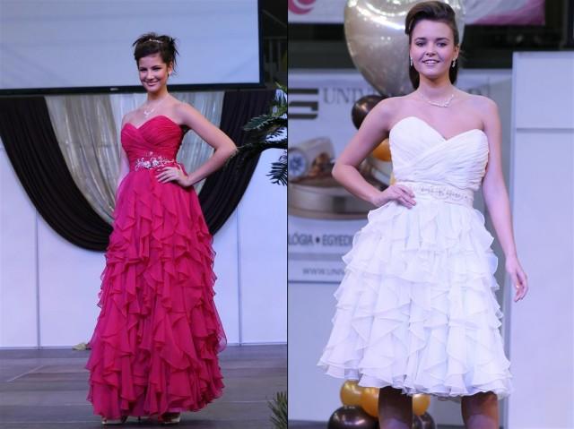 Menyasszonyi ruha - koszorús lány ruha