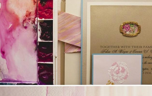 Esküvői meghívó csak Neked – Kristy Rice – a kézzel festett pillanat
