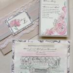 egyedi esküvői meghívók